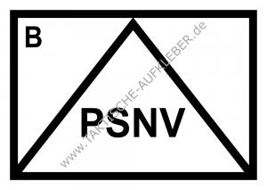 Taktisches Symbol PSNV-B