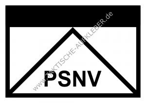 Taktisches Symbol PSNV Führung