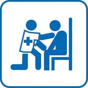 Piktogramm Betreuung